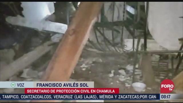 deslave de cerro por lluvias en chiapas deja 4 muertos
