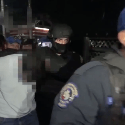 Detenidos durante convoy en Xochimilco se dedicaban a extorsionar a conductores de transporte público