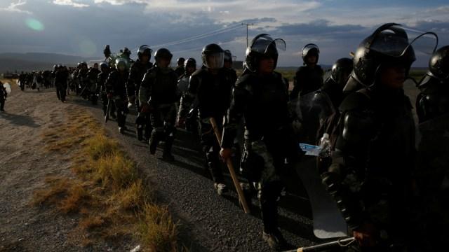 Detienen a seis elementos de la Guardia Nacional por conflicto en Chihuahua