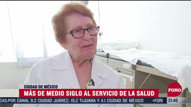 doctora de 91 anos se contagio y recupero de covid