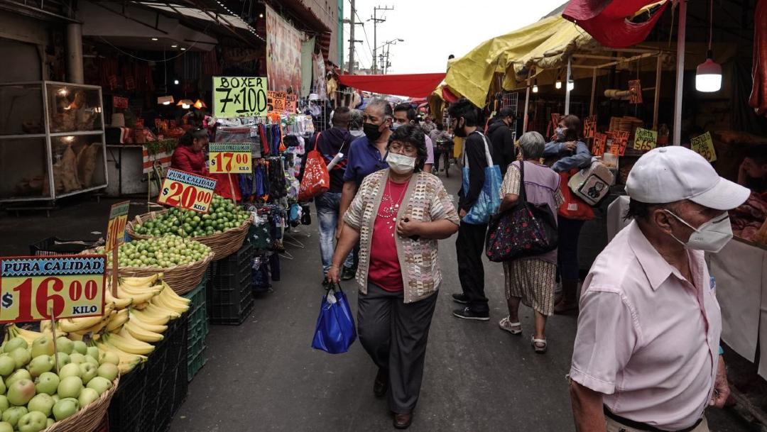 Economía mexicana caerá 9% este 2020, prevé el FMI