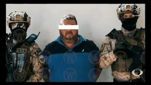 'El Azul', sucesor de 'El Marro' en resguardo de la FGR