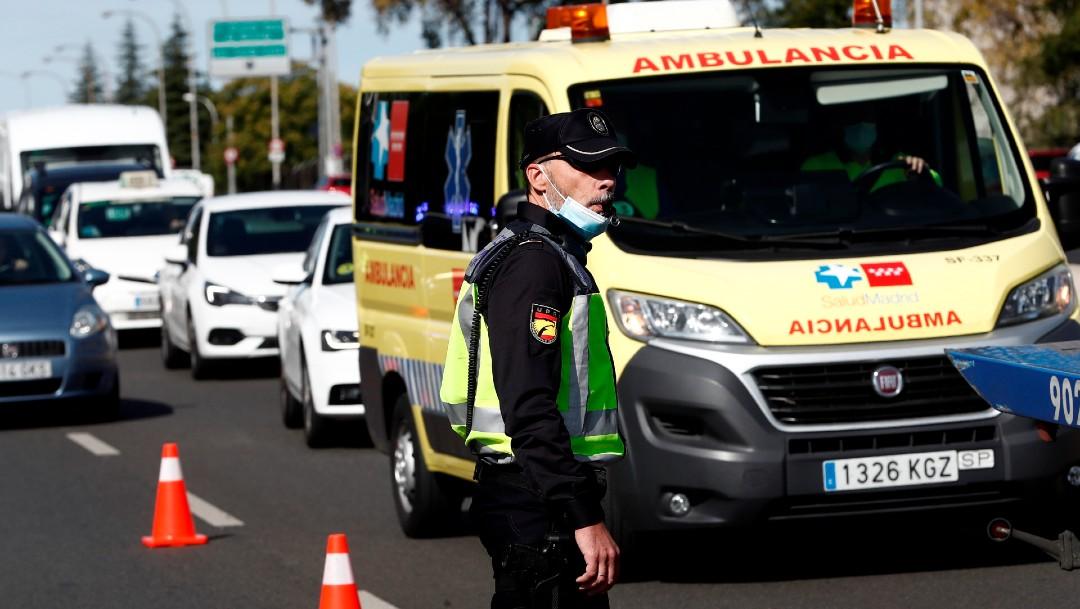 El Gobierno español declara estado de alarma en Madrid para frenar COVID-19