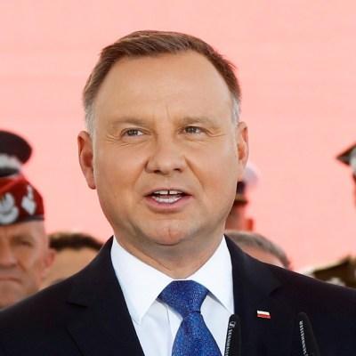 El presidente de Polonia da positivo por coronavirus