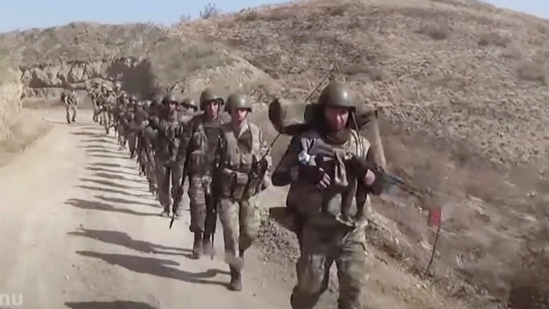 Entra en vigor el alto el fuego humanitario acordado entre Armenia y Azerbaiyán