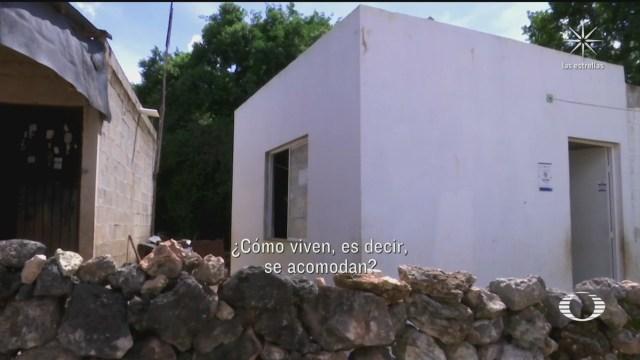 entrega de hogares mas dignos en yucatan generan criticas