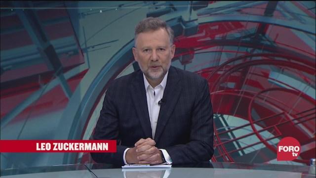Es La Hora Opinar con Leo Zuckermann Fortov Programa Completo 13 Octubre 2020