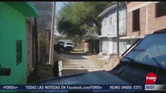 fiscalia de guanajuato descubre predio con fosas clandestinas