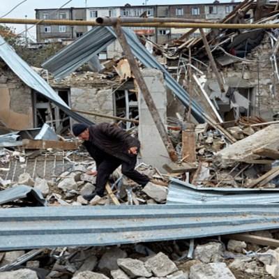 Se registran bombardeos sobre Nagorno Karabaj, Azerbaiyán, pese alto al fuego