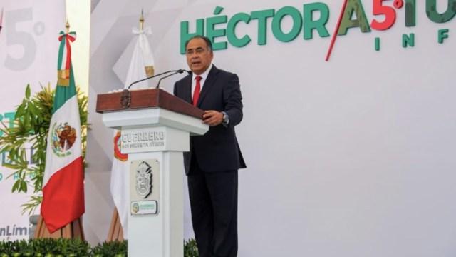 Cifras de secuestro en Guerrero, la más baja en 10 años: Astudillo