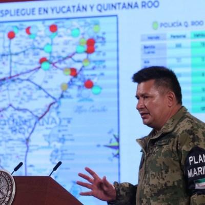 Desalojan a 39 mil 290 personas por 'Delta' en Península de Yucatán