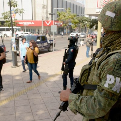 Inseguridad en México