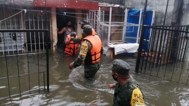 Lluvias-por-frente-frío-9-causan-inundaciones-en-Tabasco
