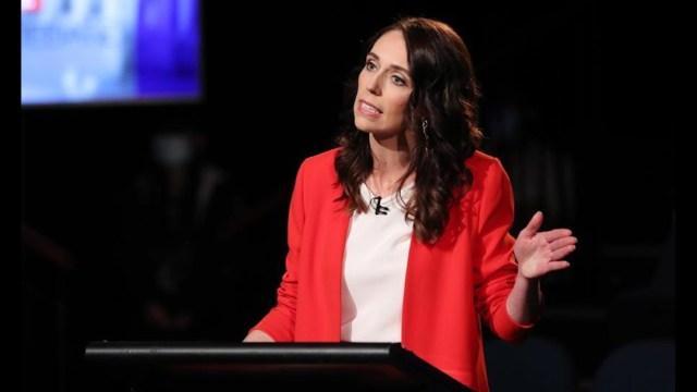 Jacinda Ardern, primera ministra de Nueva Zelanda, admite que probó marihuana en pleno debate