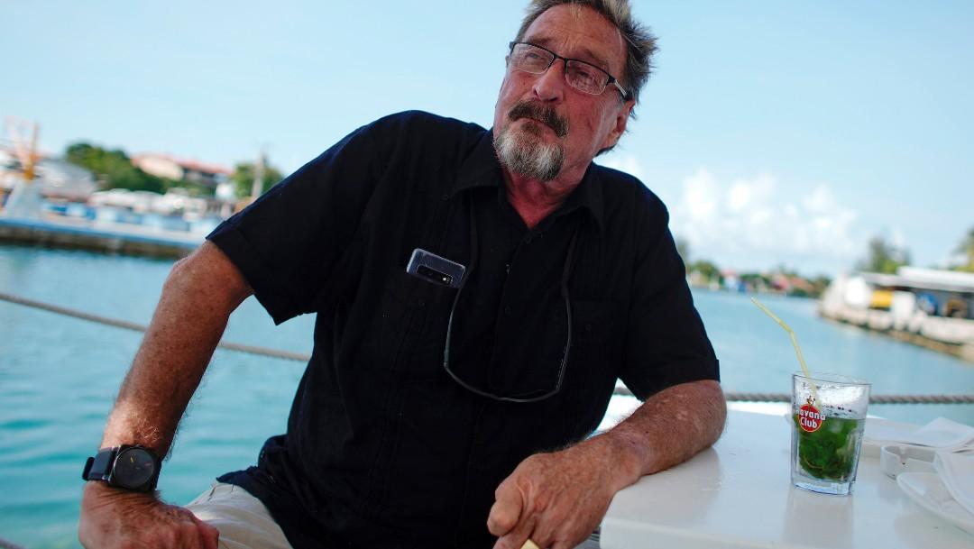 John McAfee, creador de famoso antivirus y buscado por EEUU, es detenido en España