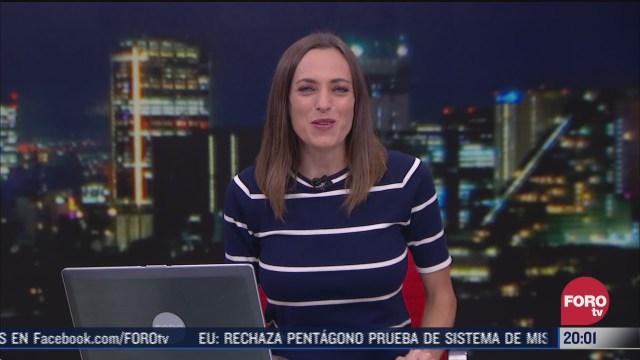 las noticias con ana francisca vega programa del 23 de octubre de