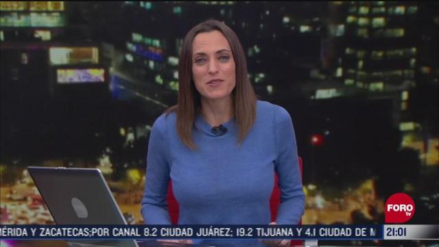 las noticias con ana francisca vega programa del 30 de octubre de