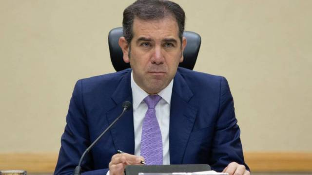 El consejero presidente del INE, Lorenzo Córdova, llamó a la ciudadanía a votar en las elecciones de hoy en Coahuila e Hidalgo