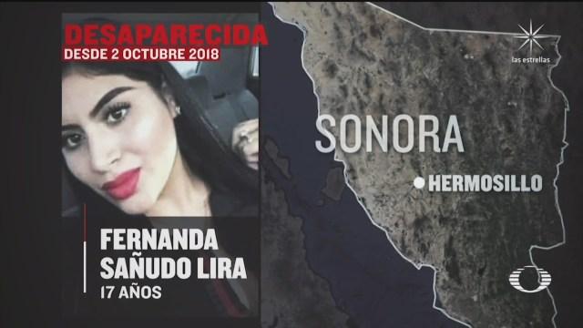 madre rastreadora halla restos de su hija desaparecida en sonora