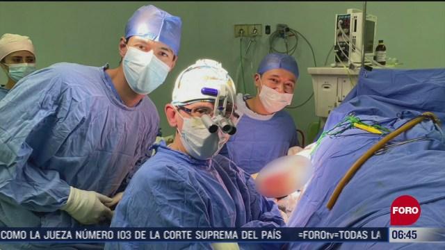 medicos del imss realizan cirugias de reconstruccion de nervios