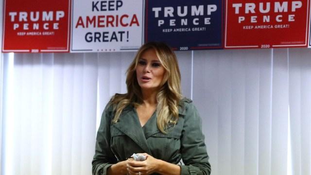 Melania-Trump-acusa-a-demócratas-de-crear-división-en-EEUU