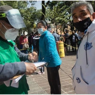 México suma 82 mil 726 muertos y 799 mil 188 casos confirmados de COVID-19