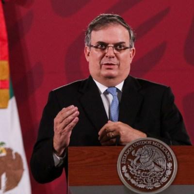 México expresa 'profundo descontento' a EEUU por no informar detención de Cienfuegos_ Ebrard