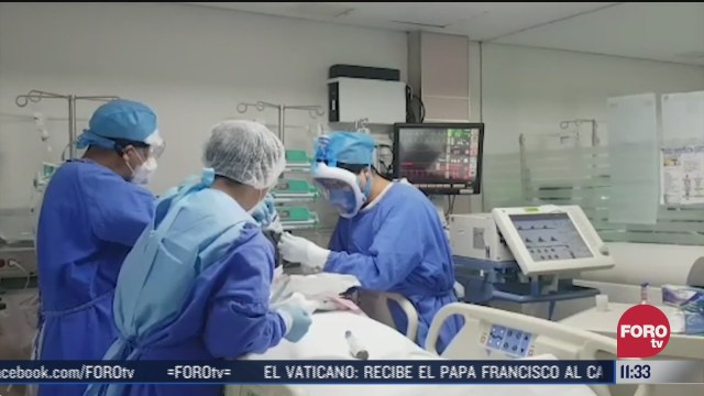 mexico reporta primer caso de influenza y covid