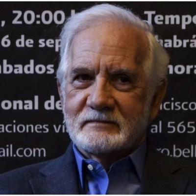 Muere el primer actor Ricardo Blume a los 87 años de edad