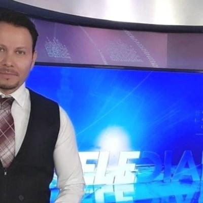 El periodista Arturo Alba Medina