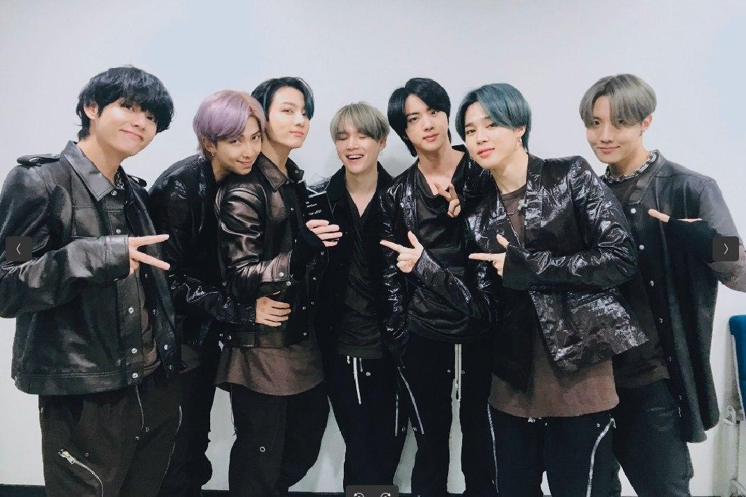 Marcas se deslindan de BTS luego de controversia en China