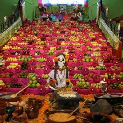 Por coronavirus, en Mixquic se cancela la celebración por el Día de Muertos