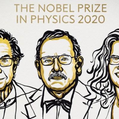 Premio Nobel de Física 2020 para estudiosos de los agujeros negros