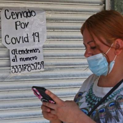 ¿Qué actividades cerrarán en Jalisco por botón de emergencia COVID-19_