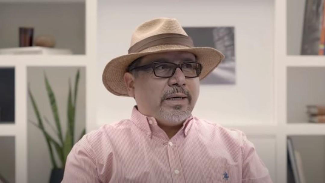 Recreación del periodista Javier Arturo Valdez Cárdenas