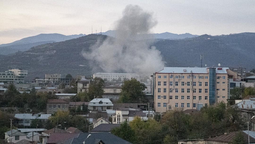 Rusia apoyará a Armenia si la guerra se extiende a su territorio