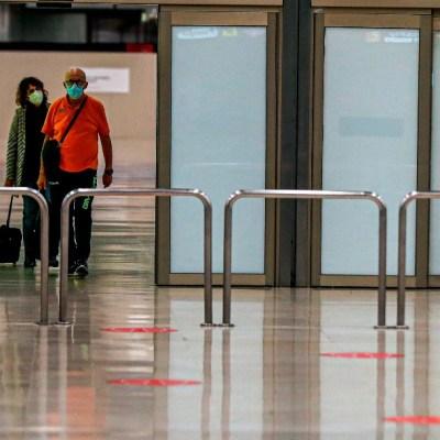 OMS: Segunda ola de COVID-19 en España, alerta para otros países