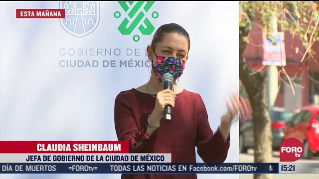 sheinbaum inaugura colector tahel oceania