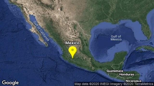 Sismo de magnitud 4.2 se registra en Peribán, Michoacán