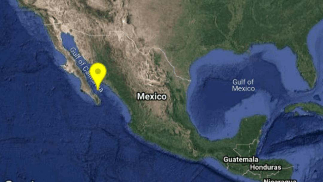 Se registran varios sismos en Oeste de México