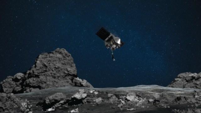 Sonda de la NASA entra en contacto con el Bennu, el 'asteroide de la muerte'