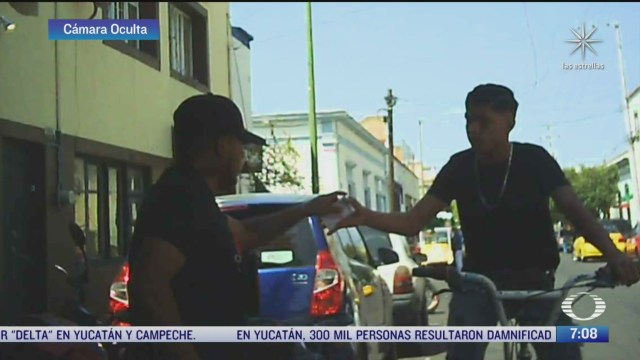 tianguis en guadalajara vende medicamentos sin control de las autoridades