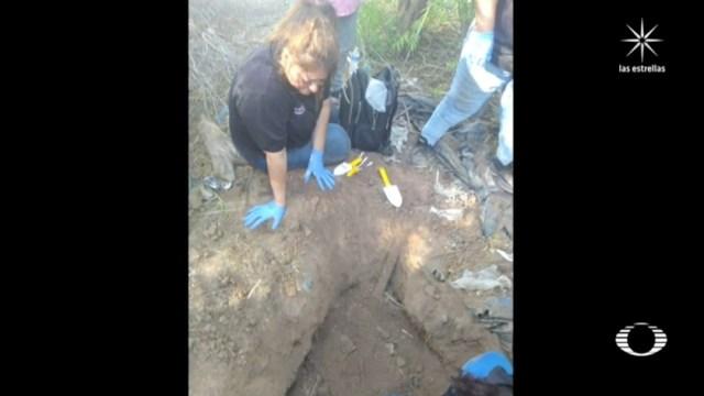 Tras dos años de búsqueda, madre rastreadora halla restos de su hija desaparecida en Sonora