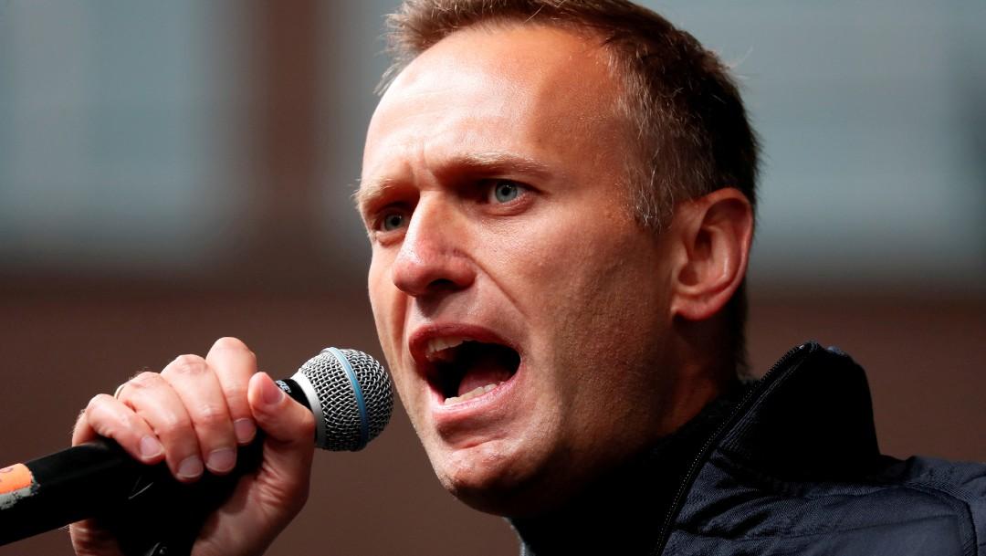 UE sanciona a seis personas por intento de asesinato Navalny por envenenamiento
