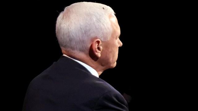 Una mosca, la invitada no deseada del debate Pence-Harris que se hizo viral
