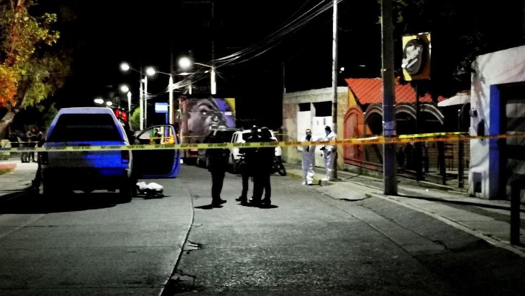 Violencia en Zacatecas