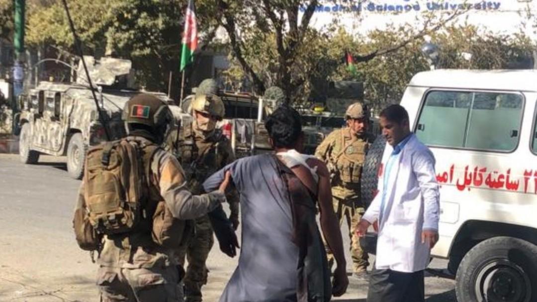 Arrestan a presunto organizador de ataque a Universidad de Kabul
