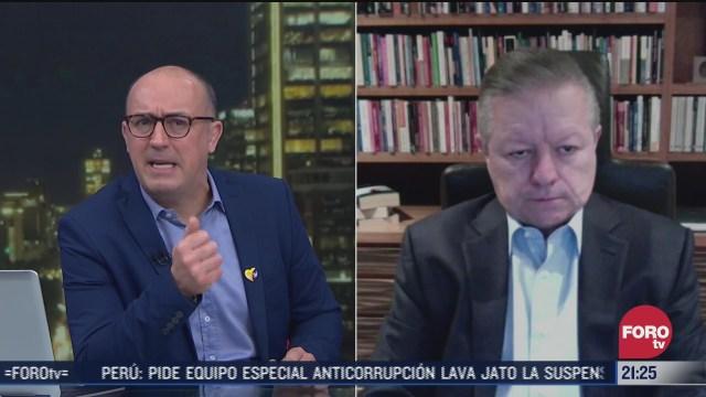 Arturo Zaldívar nos da a conocer los beneficios que se obtendrán con la reforma constitucional del Poder Judicial