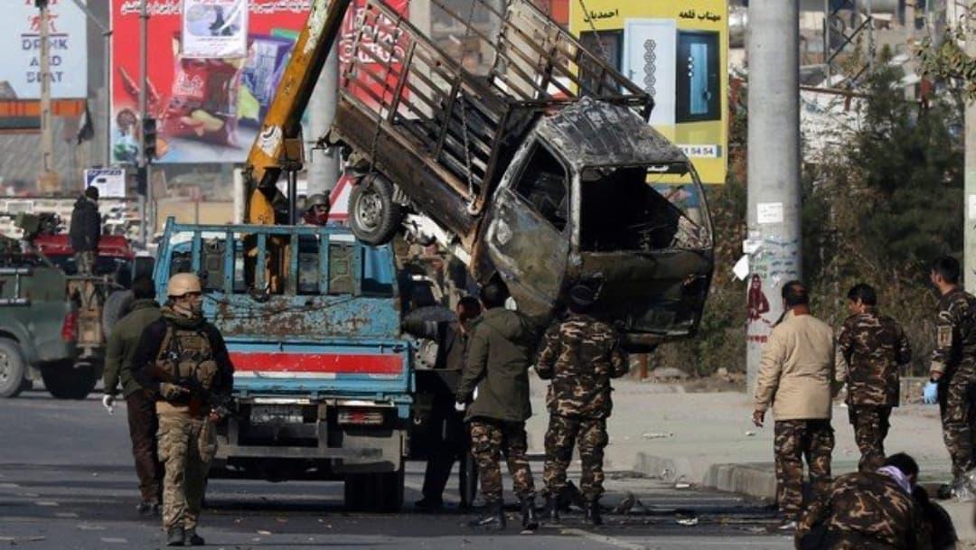 Ataque con morteros causa cinco muertes en Kabul