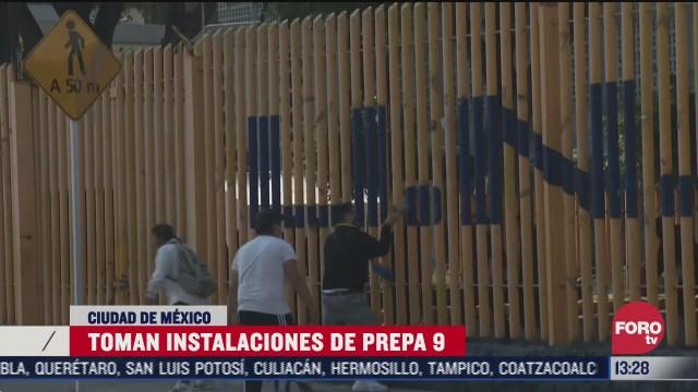 autoridades de la unam acuerdan dialogo con encapuchados de prepa